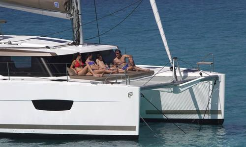 Image of Fountaine Pajot Lucia 40 for sale in France for €329,000 (£296,298) La Rochelle , , France