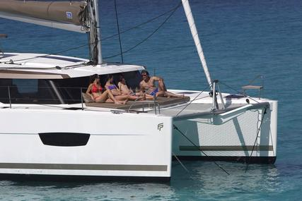 Fountaine Pajot Lucia 40 for sale in France for €329,000 (£296,279)