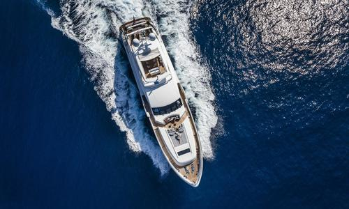 Image of Princess 40 for sale in Greece for €12,490,000 (£11,295,807) Athens, , Greece
