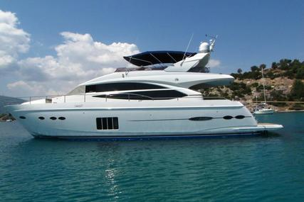 Princess 72 for sale in Greece for €1,250,000 (£1,126,471)