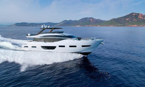 Image of Princess Y85 (502) for sale in Monaco for €5,466,860 (£4,923,148) Monaco