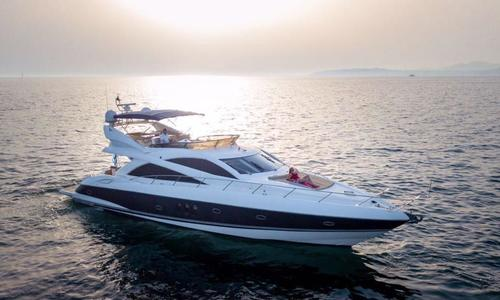 Image of Sunseeker Manhattan 66 for sale in Greece for €550,000 (£497,094) Athens, , Greece