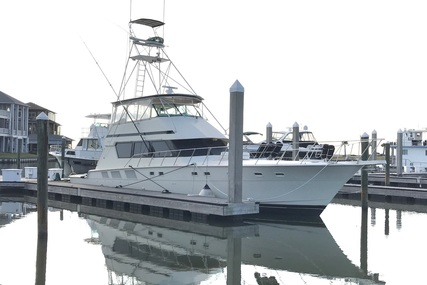 Hatteras 65 SPORT FISHERMAN for sale in United States of America for $284,900 (£218,423)