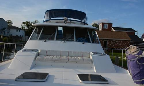 Image of Bayliner 4550 Pilothouse Motoryacht for sale in United States of America for $109,900 (£84,106) Copiague, NY, United States of America