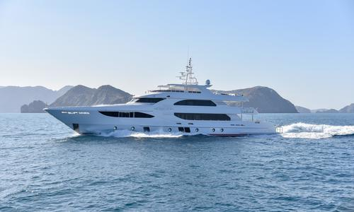Image of Majesty 135 for sale in United Arab Emirates for $9,750,000 (£7,776,856) Dubai, , United Arab Emirates