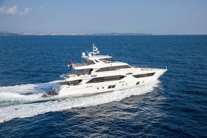 Majesty 110 for sale in France for $7,500,000 (£5,945,256)