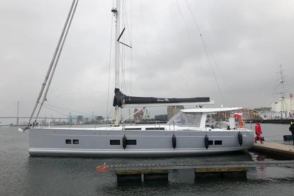 Hanse 588 for sale in Spain for €625,000 (£570,781)