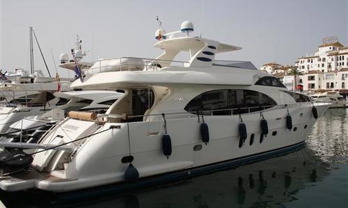 Image of PR Marine 90 for sale in Spain for €1,500,000 (£1,348,448) Puerto Banus, , Spain