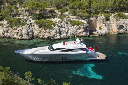 Pershing 90' for sale in Spain for €1,800,000 (£1,622,118)