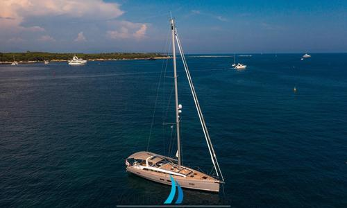 Image of Beneteau Oceanis 55.1 for sale in France for €565,000 (£510,393) Antibes, , France
