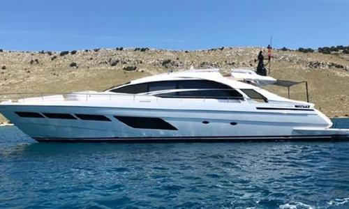 Image of Pershing 8X for sale in Montenegro for €5,150,000 (£4,720,656) Montenegro