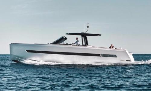 Image of Fjord 52 Open for sale in Malta for €967,900 (£829,193) Valletta, , Malta