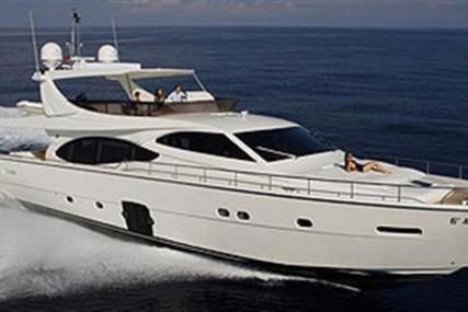 Ferretti 780 for sale in Spain for €1,390,000 (£1,251,835)