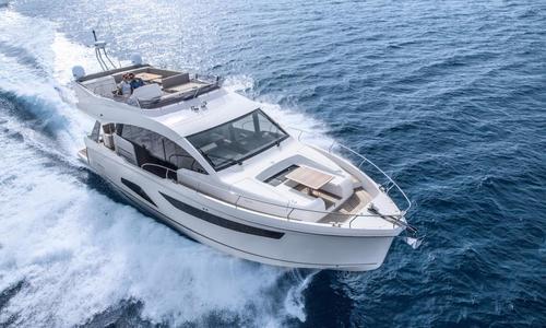 Image of Sealine F530 for sale in Malta for €888,950 (£756,264) Valletta, , Malta