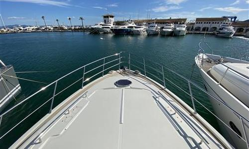 Image of Azimut Yachts 62 S for sale in Spain for €500,000 (£451,904) Mallorca, , Spain
