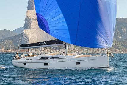 Hanse 508 for sale in Malta for €322,950 (£291,885)