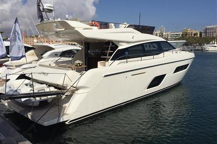 Ferretti 550 for sale in France for €1,200,000 (£1,092,349)