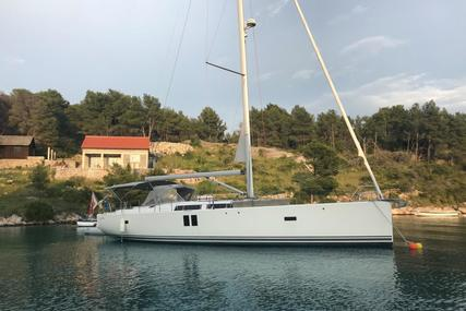 Hanse 495 for sale in Croatia for €225,000 (£206,242)