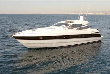 Pershing 50 for sale in Spain for €340,000 (£308,973)