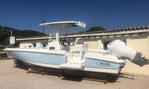 Image of Boston Whaler 270 Dauntless for sale in Spain for €199,900 (£180,671) Andratx, , Spain