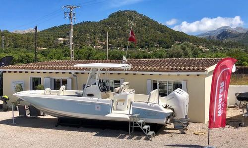 Image of Boston Whaler 270 Dauntless for sale in Spain for €199,900 (£178,129) Andratx, , Spain
