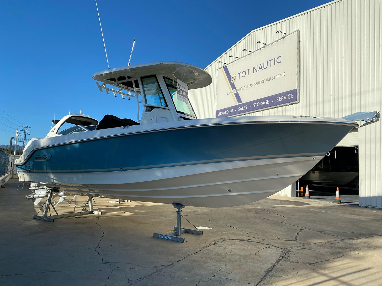 Boston Whaler Boats For Sale New And Used Power Boat Sales