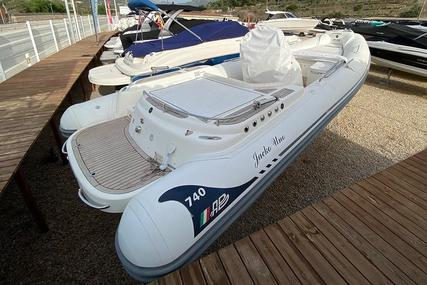 AB 740 for sale in Spain for €39,900 (£36,439)