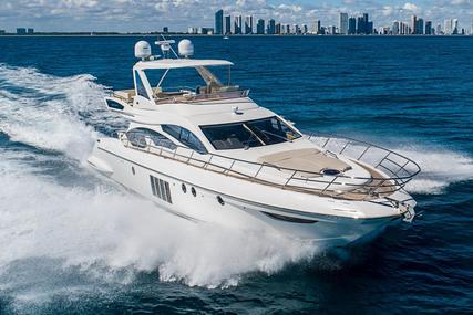 Azimut Yachts 64 Flybridge for sale in United States of America for $1,394,700 (£989,879)