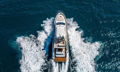 Image of Azimut Yachts 64 Flybridge for sale in United States of America for $1,394,700 (£1,017,398) Fort Lauderdale, FL, United States of America