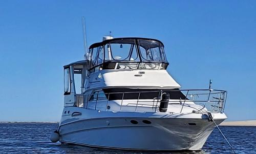 Image of Sea Ray 420 Aft Cabin for sale in United States of America for $182,900 (£134,599) Carolina Beach, NC, United States of America