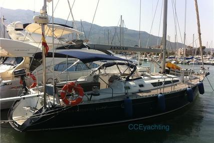 Jeanneau Sun Odyssey 52.2 for sale in Spain for €180,000 (£164,385)