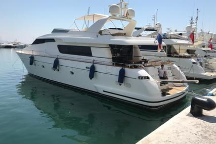Sanlorenzo Sl82 for sale in Spain for €1,800,000 (£1,619,725)