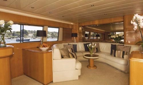Image of Mangusta 86 for sale in France for €925,000 (£831,289) Cannes, , France