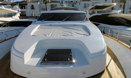 Image of Sanlorenzo Sl82 for sale in Spain for €1,800,000 (£1,643,851) Costa del Sol, , Spain