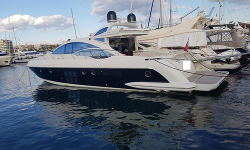 Image of Azimut Yachts 62 S for sale in Spain for €495,000 (£451,754) Torrevieja, , Spain