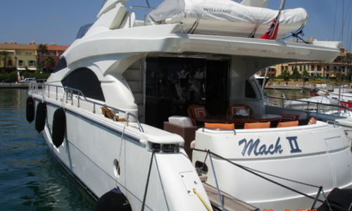 Image of Dominator 68 S for sale in Spain for €635,000 (£577,052) Costa del Sol, , Spain