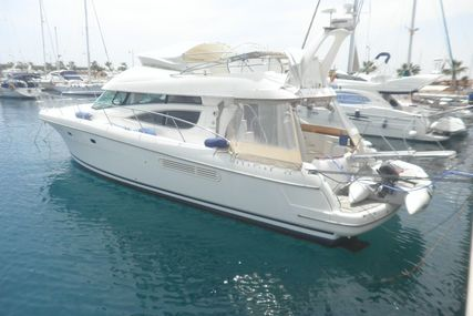 Jeanneau Prestige 46 for sale in Spain for €245,000 (£221,321)