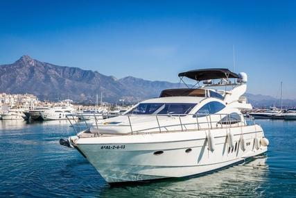 Astondoa 59 GLX for sale in Spain for €349,000 (£314,511)