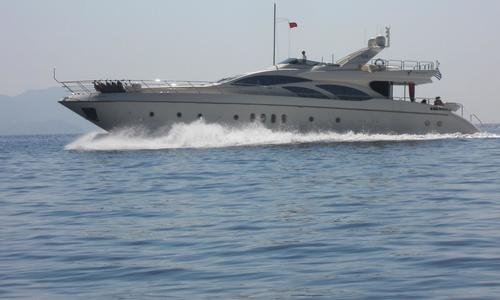 Image of Azimut Yachts 98 Leonardo for sale in Greece for €1,950,000 (£1,772,051) Greece