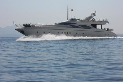 Azimut Yachts 98 Leonardo for sale in Greece for €2,150,000 (£1,845,145)