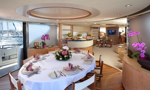 Image of Azimut Yachts 98 Leonardo for sale in Greece for €2,150,000 (£1,850,720) Greece