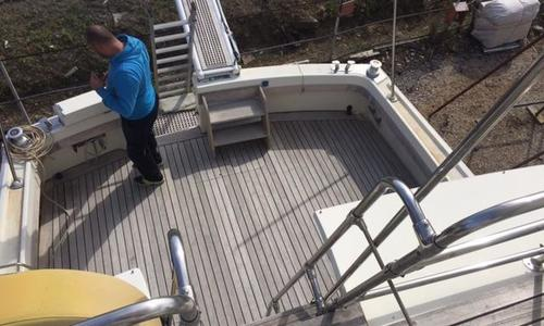 Image of Hatteras 53 Convertible for sale in Greece for €65,000 (£56,192) Greece