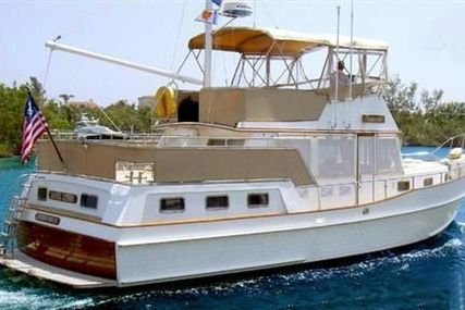Grand Banks 42 Heritage for sale in Spain for £325,000