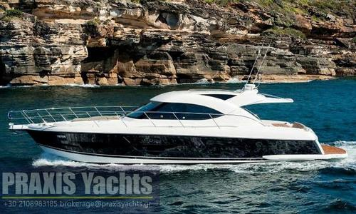 Image of Riviera 4400 Sport Yacht for sale in Greece for €360,000 (£330,075) Greece