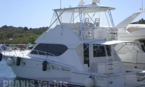 Image of Hatteras 50 Convertible for sale in Cyprus for €520,000 (£449,240) Cyprus