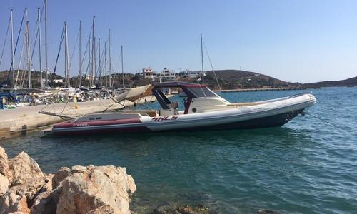 Image of Sacs Strider 45 for sale in Greece for €220,000 (£188,806) Greece