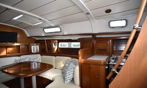 Image of Beneteau Oceanis 411 for sale in Antigua and Barbuda for $75,000 (£57,911) Jolly Harbour, , Antigua and Barbuda