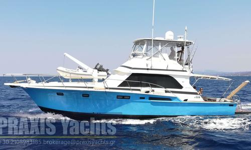 Image of Bertram 46.6 Convertible for sale in Greece for €130,000 (£112,629) Greece
