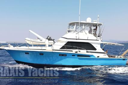 Bertram 46.6 Convertible for sale in Greece for €150,000 (£137,495)