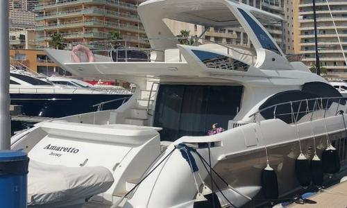 Image of Azimut Yachts 64 for sale in France for €990,000 (£904,118) France
